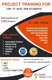 Best Ieee Final Year Project Centers In Namakal